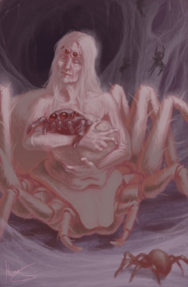 Owl-Woman Oracle: Matriarch card